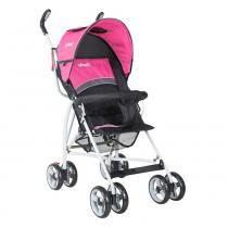 Carrinho De Bebê Umbrella Spin 2 Posições Rosa - 15kg - Infanti