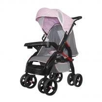 Carrinho de Bebê Upper 05800.04 Rosa - Tutti Baby - Tutti Baby