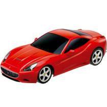 Carrinho de Controle Remoto 1:18 XQ Ferrari California BR446 - Multikids - Multikids