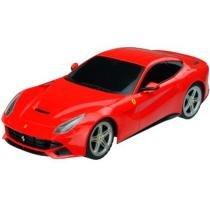 Carrinho de Controle Remoto 1:18 XQ Ferrari F12 Berlinetta BR447 - Multikids - Multikids