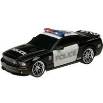 Carrinho de Controle Remoto 1:18 XQ Ford GT500 Police Car BR448 - Multikids - Multikids