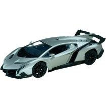 Carrinho de Controle Remoto 1:18 XQ Lamborghini Veneno BR444 - Multikids - Multikids