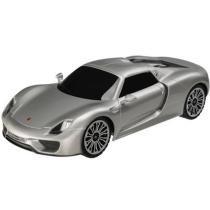 Carrinho de Controle Remoto 1:24 XQ Porsche 918 Spyder BR439 - Multikids - Multikids