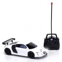 Carrinho de Controle Remoto Branco - Unik Toys -