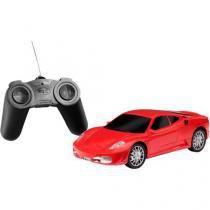 Carrinho de Controle Remoto Famous Car - Alcance até 12m 1:24 - Homeplay