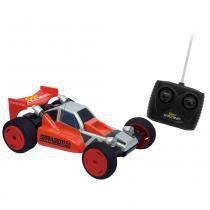 Carrinho de Controle Remoto - Garagem S/A - Super Racing - Vermelho - Candide - Candide