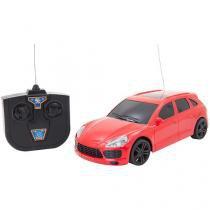 Carrinho de Controle Remoto Runners Motorsport SUV - CKS 7 Funções Alcance 7 Metros