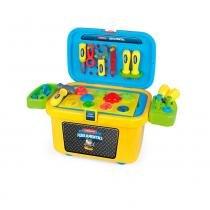 Carrinho de Ferramentas Infantil Xplast - Homeplay