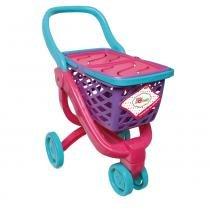 Carrinho de Mercado com Acessórios Little Mommy - Fun Divirta-se -