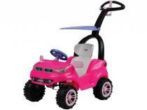 Carrinho de Passeio Infantil Push Car Easy Ride - 725 com Pedal com Empurrador com Capota Biemme