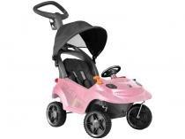 Carrinho de Passeio Infantil Smart Baby Confort - com Pedal com Empurrador com Capota Bandeirante