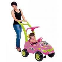 Carrinho de Passeio Roller Baby Versátil 1039 Rosa Magic Toys - Magic Toys