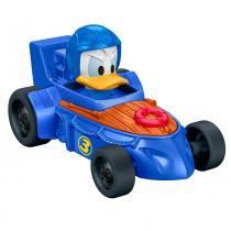 Carrinho de Roda Livre - Disney - Mickey Aventura Sobre Rodas - Donald Cabin Cruiser - Fisher-Price - Fisher price