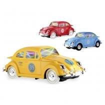 Carrinho Fusca Bate Bate ZP00221 Zoop Toys Azul -