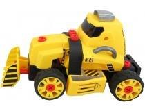 Carrinho Garagem SA Pequeno Engenheiro - Máquinas de Construção Candide