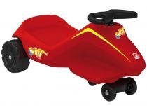 Carrinho Gira Gira Car Bandeirante Twist Car - Vermelho