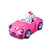 Carrinho Hello Kitty Car Pink - Monte libano
