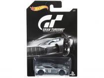 Carrinho Hot Weels Gran Turismo - Aston Martin One-77 Mattel