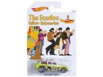 Carrinho Hot Weels The Beatles Cockney Cab II - Mattel