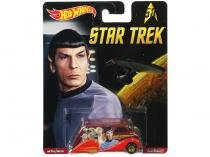 Carrinho Hot Wheels Cultura Pop - Deco Delivery Star Trek Mattel