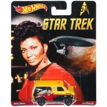 Carrinho Hot Wheels - Cultura Pop - Ford Transit - Star Trek Mattel