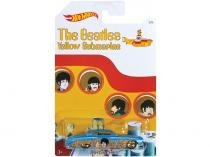 Carrinho Hot Wheels Fish?D N Chip?D - The Beatles Yellow Submarine - Mattel