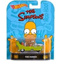 Carrinho Hot Wheels The Simpsons - The Homer - Mattel