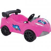 Carrinho Infantil Eletro Xtreme Rosa 04978 - Xalingo - Xalingo