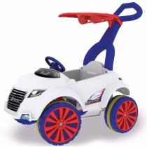 Carrinho Infantil Mini Veículo Com Pedal Com Empurrador Xrover Xalingo - Xalingo Brinquedos
