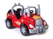 Carrinho Infantil Truck com pedal Calesita -