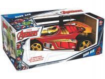 Carrinho Marvel Homem de Ferro - Lider Brinquedos