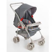 Carrinho para Bebê Berço Passeio Milano Reversível Galzerano - Galzerano