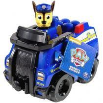 Carrinho Patrulha Canina Ionix Jr Chase Cruiser - Sunny Brinquedos 1314 com Acessórios