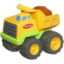Carrinho Play Favourites Playskool - Rumblin Dump Truck Hasbro