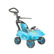 Carrinho Smart Baby Assento Reclinável Azul - Bandeirante - - Brinquedos bandeirante