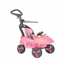 Carrinho Smart Baby Reclinável Rosa Bandeirante - 546 - Brinquedos bandeirante