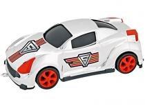 Carrinho Sport Turbo Silver - Xplast