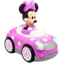 Carrinho Top Racers Minie Disney - Candide