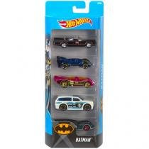 Carrinhos Hot Weels Batman - Mattel