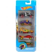 Carrinhos Hot Weels Street Beasts - Mattel