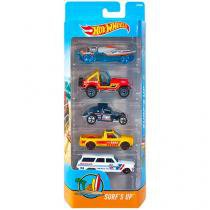 Carrinhos Hot Wheels HW Surf?s Up Mattel - DVG00