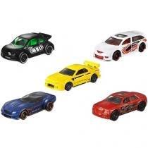Carrinhos Hot Wheels Night Burnerz - Mattel