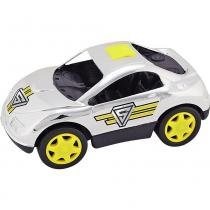 Carro Action Silver 2108 Homeplay Sortido - Homeplay