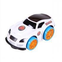 Carro Bate e Volta Super Turbo com Som e Luz Yoyo Kids -