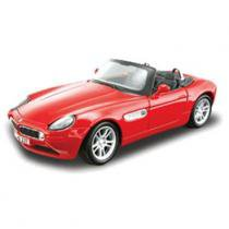 Carro BMW Z8 - Kit de Montagem - 1:24 - Maisto - New toys