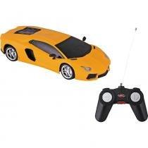 Carro com Controle Remoto 7 Funções Luxury Sport Car 6257 Homeplay Sortido - Homeplay