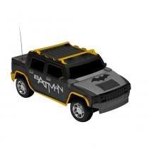 Carro Controle Remoto 3 Funções Power Drivers Batman - Candide -