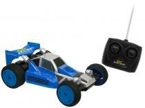 Carro Controle Remoto 7 Funções Bateria Recarregável Super Racing - Candide -