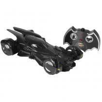 Carro Controle Remoto 7 Funções Batmóvel Batman Vs Superman - Candide - Candide