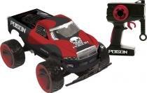 Carro Controle Remoto Poison Vermelho - Candide - Garagem sa